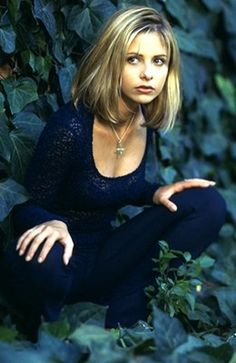 Buffy Season 2 promo