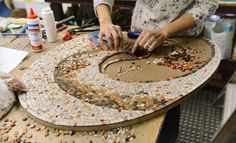 Groupon - Two-Hour Mosaic or Stained-Glass Workshop for One, Two, or Four at Glass Mosaic Canada (Up to 60% Off). Groupon deal price: $25.00