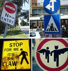 Culture Jamming: New Subversive Signs of Our Times