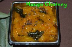 Mango chutney is one of my favorite chutney with mild sweet, spicy and a bit of tanginess in it. This chutney goes out well with any Indian flat breads, pulav, and can be used in sandwich. Let us m…