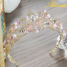 Aliexpress.com : Buy Super Sparkly Hairband  Colorful Crystal Beads Handmade…