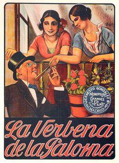 La Verbena de la Paloma (1936)