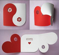 How to do Paper Heart Card