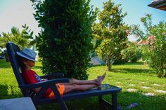 Come non rilassarsi in questo angolo di natura!