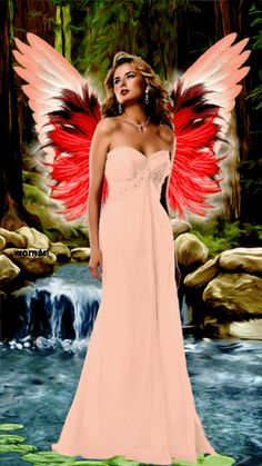 Simple Fashion Tips .Simple Fashion Tips Pretty Gif, Beautiful Gif, Beautiful Fairies, Gifs, Good Morning Angel, Motion Images, Angels Beauty, Angel Warrior, Foto Art