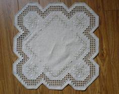 Norwegian or Hardanger embroidery