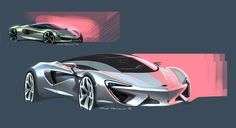 Design Development: McLaren 570S - Car Design News