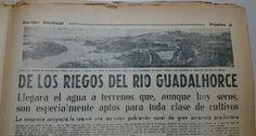 #Río Guadalhorce #Málaga #Noticias