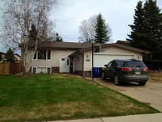 SOLD~ 339 CORNWALL Drive Fort Mcmurray, Cornwall, Shed, Outdoor Structures, Homes, Things To Sell, Lean To Shed, Houses, Backyard Sheds