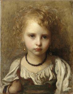 Unknown Title -   Antoine-Ernest-Auguste Hébert (French, 1817-1908)