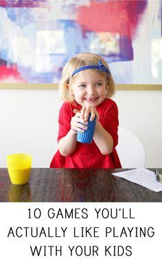 The ten best games f