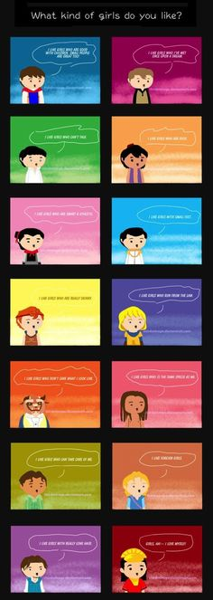 Disney princes' taste in women… - One Stop Humor: Funny Pictures and Videos!