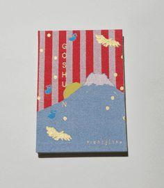 【kichijitsu】GOSHUINノート『富士山』