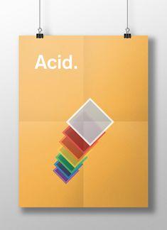 drogue affiche minimaliste 5