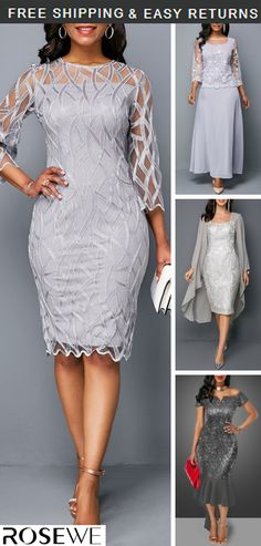 Let this cute dress brings you into a fascinating occasion wherever you go. - Let this cute dress brings you into a fascinating occasion wherever you go. Source by - Mob Dresses, Women's Fashion Dresses, Homecoming Dresses, Cute Dresses, Dress Outfits, Bridesmaid Dresses, Lace Outfit, Dress Shoes, Shoes Heels