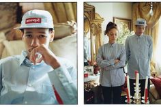 Supreme x Comme des Garcons SHIRT Collection
