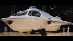 The Proteus Submarine before being miniaturized in the 1966 movie Fantastic Voyage.
