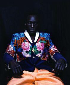 theleoisallinthemind: Model: Denni Nyero Okwera | Photographer: Haze Yama