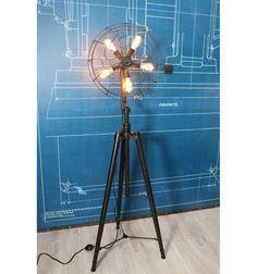 Lettre d\'enseigne vintage industriel #Luminaire #Edison #Ampoule ...