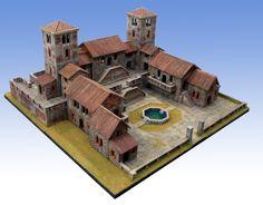 medieval italy villa - Google Search