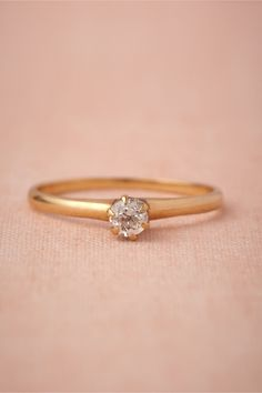 Unequivocal Ring in SHOP The Bride Bridal Jewelry at BHLDN
