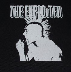 Exploited ''On Stage'' Patch $1.45 #punk #music #punkpatches #clothing www.drstrange.com
