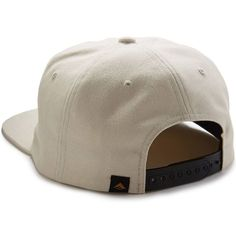 Emerica Cap Made In Snapback Khaki Unstructured New Skateboard Hat 2 | snapchat @ http://ift.tt/2izonFx