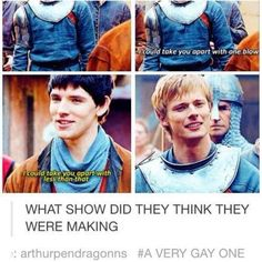 Going to read some Merthur fanfiction! Goodnight baddies