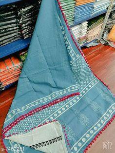 Mumul cotton Saree:Starting ₹810/- free COD whatsapp+919199626046 Fancy Sarees, Party Wear Sarees, Cotton Blouses, Cotton Saree, Online Shopping Sarees, Lace Saree, Casual Saree, Best Budget, Printed Sarees