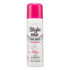 Style Me Body Jewel Sun Spray - Etude House Etude House, Natural Beauty Tips, Korean Beauty, Drink Bottles, Style Me, Beauty Hacks, Skin Care, Jewels, House Styles