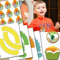 Fixies Party DIY Kit is a complete table decoration set personalizable for you kid by our designer. Diy Party Kits, Diy Kits, Happy Birthday Banners, Birthday Decorations, Shower Party, Baby Shower Parties, Name Banners, Birthday Invitations, Birthday Parties