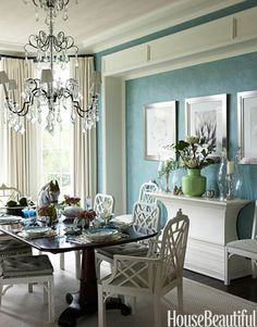 1000 images about dining room decorating ideas on for Duck egg dining room ideas