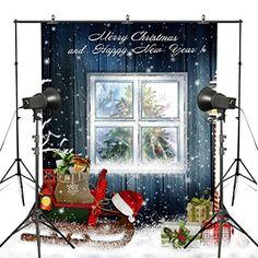 Fotoo 8x8ft Christmas Photography Backdrop Snowmobile Sno... https://www.amazon.com/dp/B01MF5Z9U0/ref=cm_sw_r_pi_dp_x_gKqrybEJM2KD2
