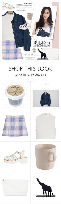 """Korean fashion Sale - YesStyle"" by novalikarida ❤ liked on Polyvore featuring Skinfood, Someday, if, Elizabeth and James, Le Creuset, Nana', Skinnydip, Vera Wang, H&M, korean and koreanfashion"