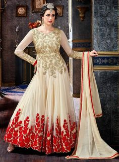 Get perfectly customize anarkali salwar kameez, dresses and anarkali suits at affordable prices. Easy Returns & 100% Satisfaction guaranteed on purchase. Insured shipping across the world & timely delivery.