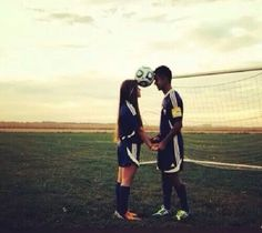 7f296d0fd Relationship Goal Cute Soccer Pictures, Football Couple Pictures, Couple  Pics, Cute Couple Pictures