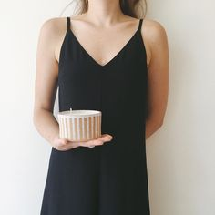 The perfect housewarming gift  #Cambie #Design #Cambiedesign #Ceramic #Candle #Natural #SoyWax #AllNatural #Citronella #Handmade #MadeinToronto Citronella, Scented Candles, Aromatherapy, Wax, Design, Fashion, Moda, La Mode, Fasion