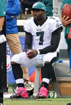 Philadelphia Eagles' Michael Vick