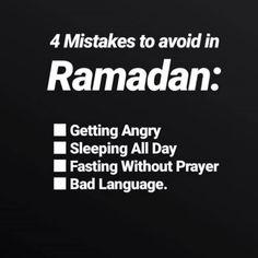 How to overcome tiredness in Ramadan?