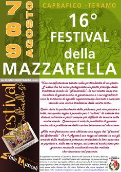 A Caprifico, il festival della Mazzarella teramana - L'Abruzzo è servito | Quotidiano di ricette e notizie d'AbruzzoL'Abruzzo è servito | Quotidiano di ricette e notizie d'Abruzzo