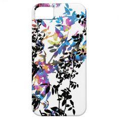 Rose Vine iPhone5 Case