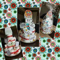 Grappig cadeau gemaakt voor mijn schoonzus die 50 jaar wordt. Schijt aan je leeftijd taart sarah. Jaba, 50th, Birthday Gifts, Presents, Children, Party, Fun, Annie, School
