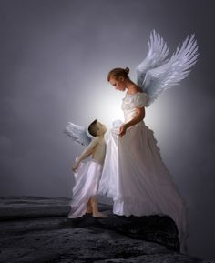 Angel With White Wings white wings Angel Gardian Angel and Child Angel Images, Angel Pictures, Angels Among Us, Angels And Demons, Foto Gif, I Believe In Angels, Montage Photo, Angels In Heaven, Heavenly Angels