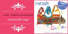 Make a #valuable #desire for #loved ones and make #fashion with traditional indian handicrafts #Shop #now #Graball of them visit us: www.ratash.com