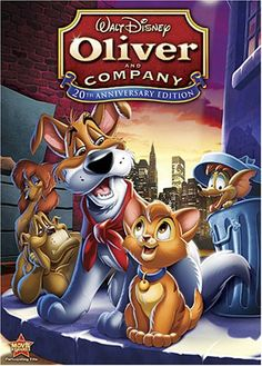 Oliver and Company (20th Anniversary Edition) - UPC:786936769739 DESCRIPTION: A timeless classic inspired by Charles Dickens' novel Oliver Twist, Oliver  Company is a fun-filled, action-packed musical adventure voiced and sung by one of the most