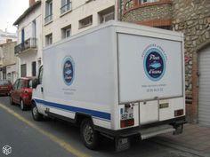 Camion magasin de poissonnerie Peugeot Boxer 2001