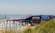 restaurant strandpaviljoen Club Nautique - Top Trouwlocaties http://rolstoeltoegankelijkerestaurants.nl/restaurant/449340/restaurant-strandpaviljoen-club-nautique/zandvoort/noord-holland