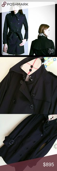 Authentic Burberry trench coat Brand new. ..no tag Attached Burberry Jackets & Coats