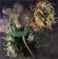 Jimmy Wright Artist - Pastel and Oil Paintings of Flowers