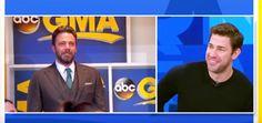 Ben Affleck Crashes John Krasinski's 'GMA' Appearance – Watch Now!